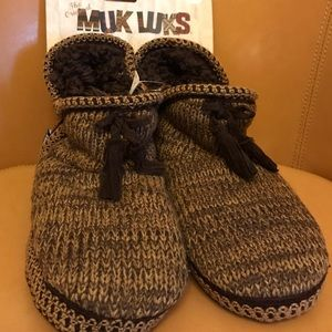 Muk Luks Brand New Slippers